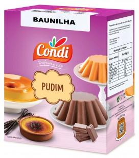 Pudim Bauniulha CONDI 1.08kg cx/13