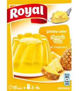 Gelatina Royal Ananas 170gr cx/12