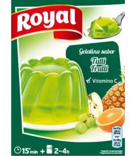 Gelatina Royal Tutti Frutti 170gr cx/12
