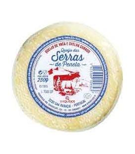 Queijo Merendeira Serqueijo (Vaca+Ovelha) 250 gr