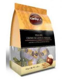 CandyCat Bombons Leite e Cereais 150gr cx/20