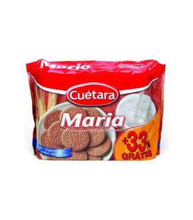 Bolacha Maria Cuetara 600gr+33% cx/10
