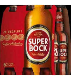 Mini Super Bock 0.20cl Tp Cx/24