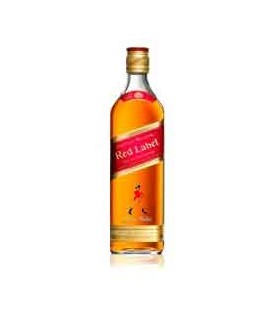 Frasco Whisky J. WALKER RED LABEL 0.20 cx/24