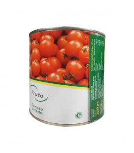 Tomate Pelado (3 Kg) 2500gr Cx/6