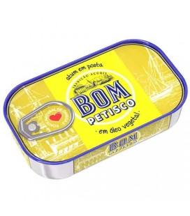 Atum Bom Petisco em Oleo 120gr cx/100