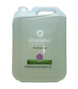 Detergente Desinfetante Anti-Setico (D10) 5 Litros