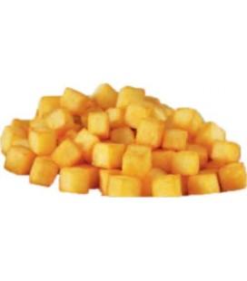 Batata Pre-Frita CUBOS sac/ 1 kg cx/12