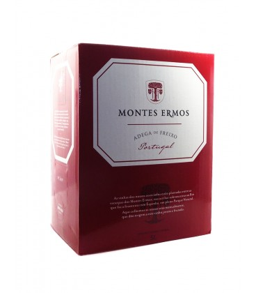 Bag in Box Montes Ermos Tinto 5 Litros