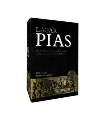 Bag in Box Lagar das Pias Tinto 10 Litros