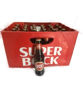 Super Bock 0.33 Branca Tara Recup cx/24