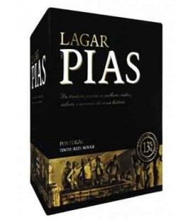 Bag in Box Lagar das Pias Tinto 20 Litros