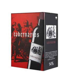 Bag in Box Tabernarius V. Tinto 14% 5 Litros