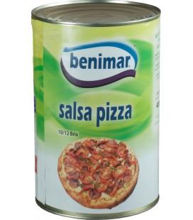 Molho para Pizza BANGOR Lata 4 Kg cx/3