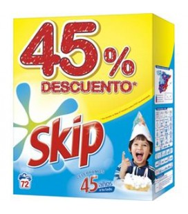 Skip Po 72 Doses Active Clean cx/4