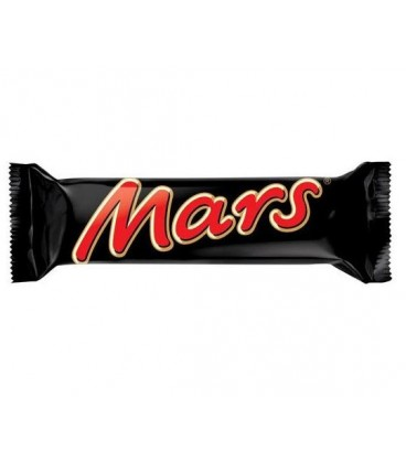 Chocolate Mars cx 24