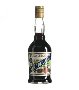 Licor Creme de Cassis Jean de Dijon 16 %