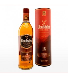 Whisky Glenfiddich 15 Anos Malt