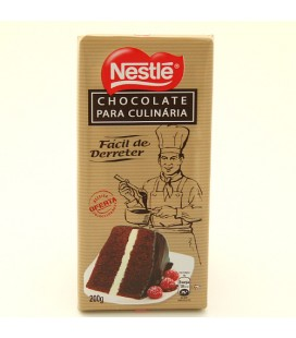 Chocolate Nestle Culinario 200gr Cx/ 20