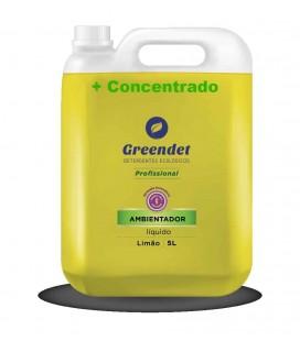 Lava Tudo Ambientador Limao (+concentrado) 5 Litro