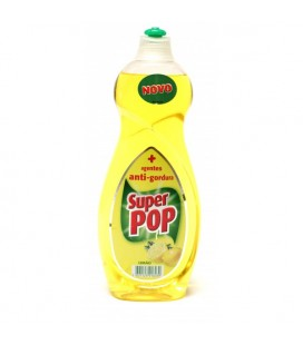 SUPER POP Limao Detergente da Loica 500ml cx/16