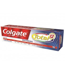 Pasta Dentes Colgate Total Branqueador 125ml cx/12