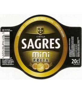Mini Preta Sagres 0.20 Tara Recup cx/24