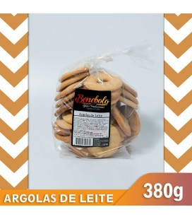 Argolas De Leite 380Grs (Ben)