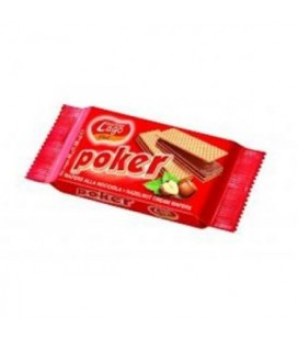Wafer Poker Avela 45gr pak/4 cx/64