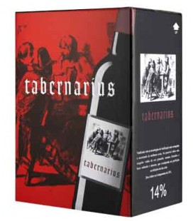 Bag in Box Tabernarius V. Tinto 14% 20 Litros