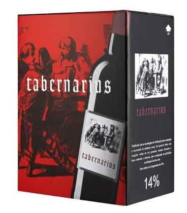 Bag in Box Tabernarius V. Tinto 14% 20 Litros