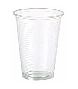 Copo Vinho Plastico Transparente 200ml pak/100