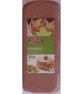 Fiambre Probar Sandwich Barra T/ (+-3,7Kg)