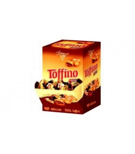 Rebucados Toffino Chocolate Creme Expositor cx/2.5