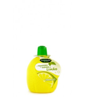 Sumo de Limao Peninsular 200 ml cx/12 unid