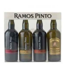 Miniatura V.Porto Ramos Pinto Tawny (JMV) 0.09