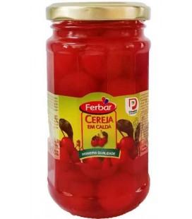 Cereja Vermelha Calda Ferbar 260gr cx/6