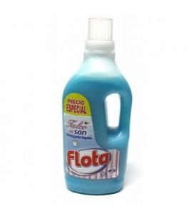 Detergente Flota San Talco Rosa 22d 1.65L cx/8