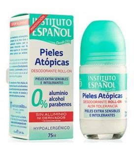 Desodorisante Peles Atopicas Roll-On 75ml cx/6