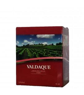 V. Tinto 20 Litros VALDAQUE 13º Bag in Box