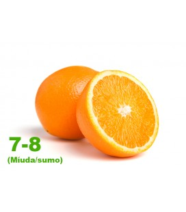 Laranja 7-8 Cat II ( Miuda,Sumo)