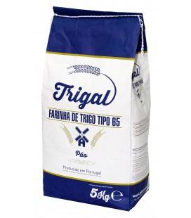 Farinha de Trigo Trigal T/65 Saco 5 Kg