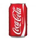 Coca Cola Lata UE 0.33 cx/24 (Etiqueta a Parte)