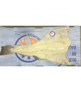 Bacalhau Seco Isl Salgado Especial cx/ 25 kg