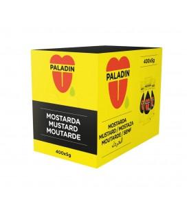 Mostarda Paladin Base c/ 400 saquetas de 5gr