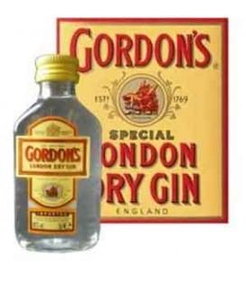Miniatura Gin Gordons 0.05