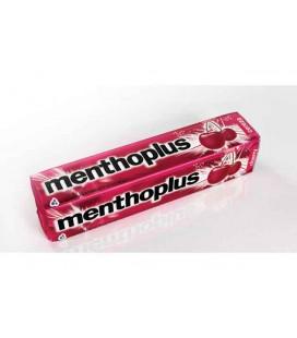 Menthoplus Pastilhas Cereja Pak 12