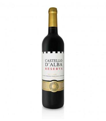 V. T. Castello D Alba Reserva Douro 0.75 cx/6