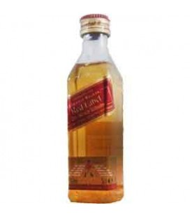 Miniatura Whisky J. Walker Red Label
