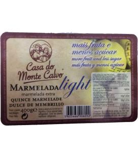 Marmelada Light 50%Acucar MONTE CALVO 400gr cx/12
